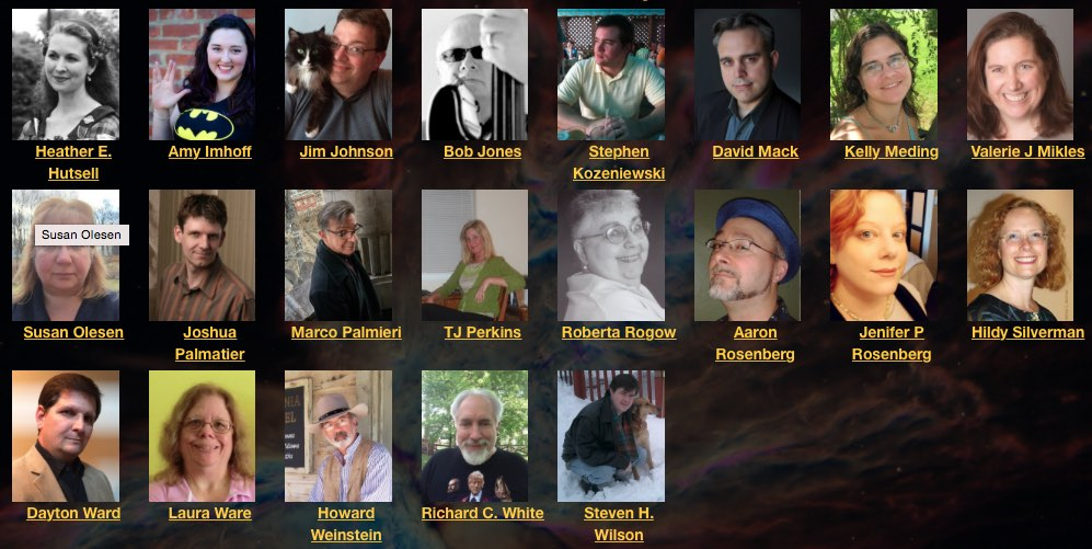 Shore Leave 40 Authors 2