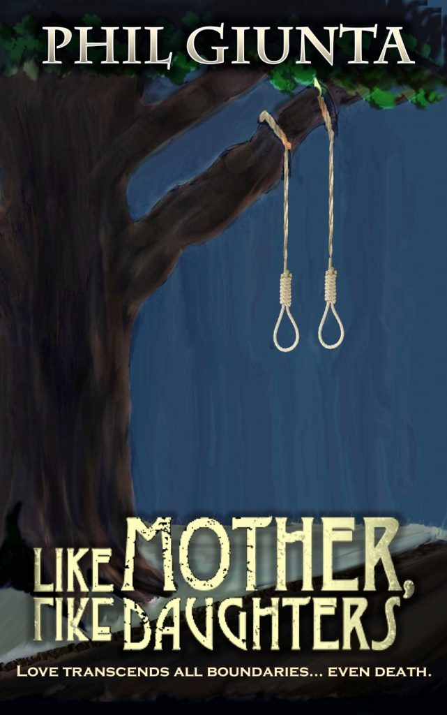 Like Mother, Like Daughters Cover Art by Laura Inglis