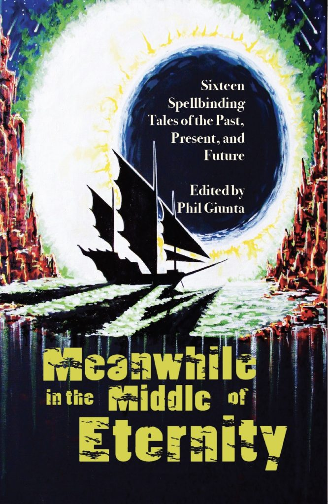Meanwhile in the Middle of Eternity cover